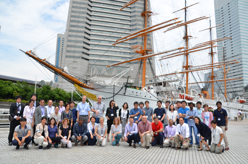 2016 ODV GEOTRACES GroupPicture l