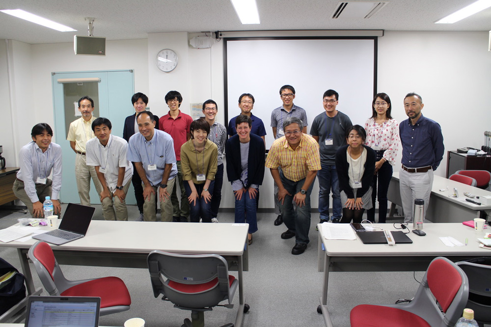 2018 Japan Biogeotraces