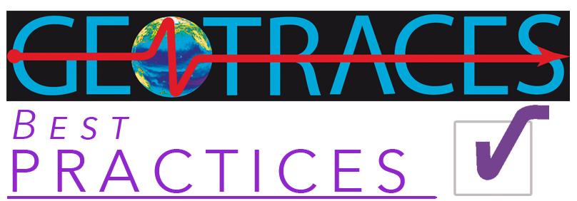 GEOTRACES Best Practices logo