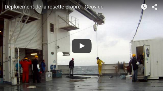 GEOTRACES France GEOVIDE video